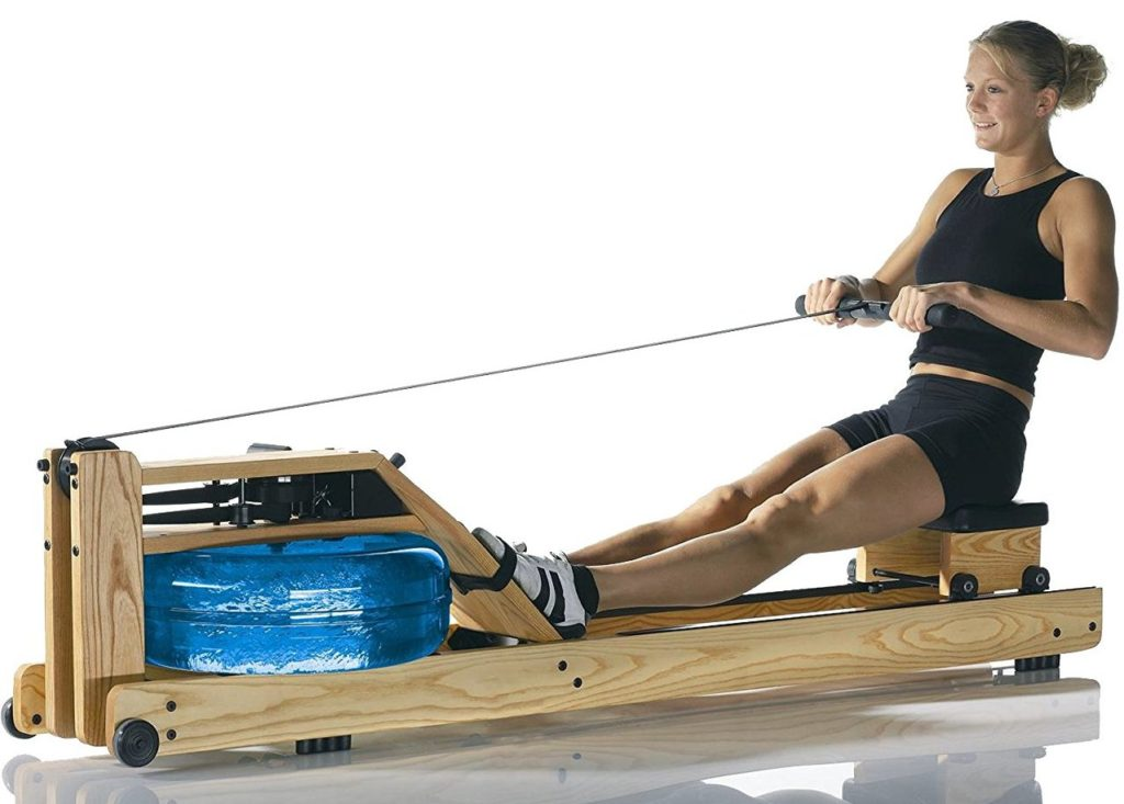 WaterRower Natural Rower with S4 Monitor