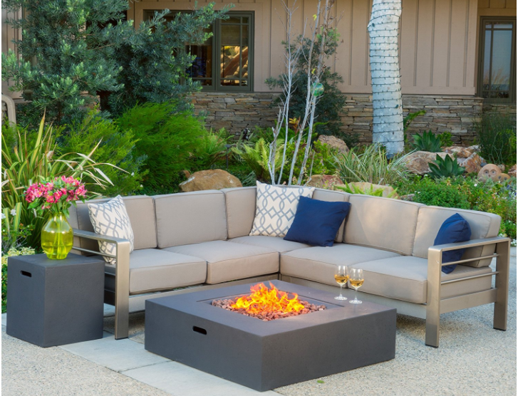Best Patio Furniture With Fire Pit Costculator
