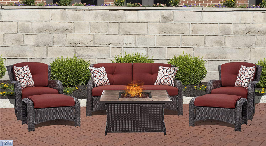 Best Rated Outdoor Patio Furniture.Best Patio Furniture With Fire Pit Costculator