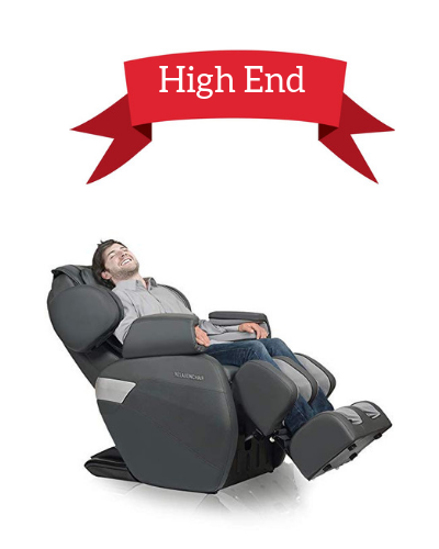 RelaxonChair MK-Classic heating massage chair