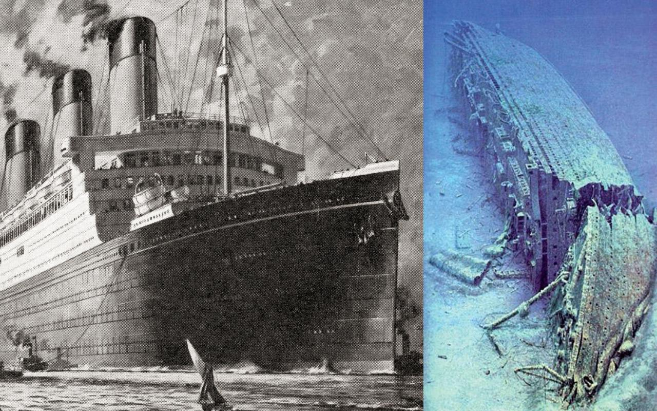 Divers Explored the Titanic for the First Time in 14 Years and Made a Shocking Discovery